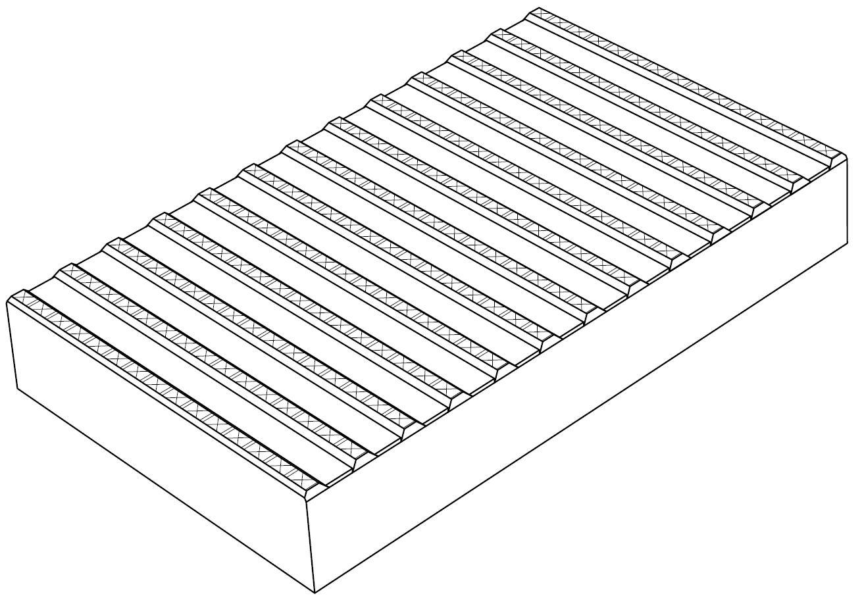 TR 50/30 A 40 RL = 30 cm
