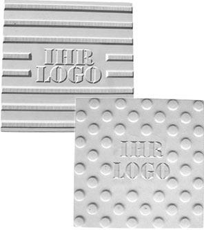 Knapp Logoplatten